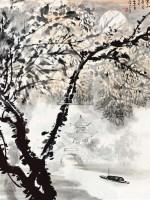山水 -  - 清秘阁藏字画专场 - 2011秋季拍卖会(一) -中国收藏网