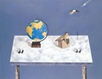 李继开    世界因你而存在 - 156656 - 中国当代艺术(二) - 2007春季拍卖会 -收藏网