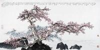书法 镜心 水墨纸本 - 4578 - 当代书画名家精品专场 - 2008春季拍卖会 -收藏网
