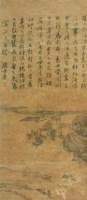 唐寅人物 - 83677 - 中国历代书画专场 - 2007秋季艺术品拍卖会 -中国收藏网