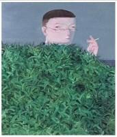 妄想集 长大以后 布面 油画 - 向庆华 - 中国油画 雕塑 - 2007夏季拍卖会 -收藏网