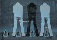 人类的背部 布面 油画 - 王广义 - 中国油画 雕塑影像 - 2006广州冬季拍卖会 -收藏网
