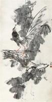 花鸟 立轴 - 118276 - 中国书画 - 2011秋季艺术品拍卖会 -收藏网