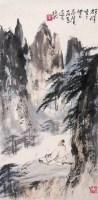 黑伯龙 群峰重重 - 黑伯龙 - 中国书画(一)(二) - 华伦伟业 08迎新春书画拍卖会 -收藏网