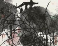 張浩荷花 -  - 中国书画名家作品专场 - 2008秋季艺术品拍卖会 -收藏网