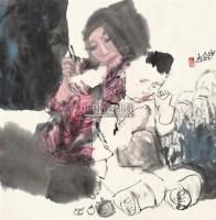 人物 镜片 - 5516 - 中国书画 - 2011年春季艺术品拍卖会 -收藏网
