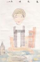东风颂 立轴 设色纸本 - 114703 - 中国书画 - 北京康泰首届艺术品拍卖会 -收藏网