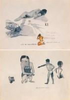 郭伟    无题 (二件一组) - 郭伟 - 中国当代艺术(二) - 2007春季拍卖会 -收藏网