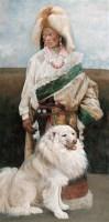 耿万义 寻找失去的羔羊 布面 油画 - 127193 - 油画 - 2006年金秋珍品拍卖会 -收藏网
