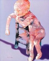 郭晋   小肖像三号 - 郭晋 - 中国当代艺术(二) - 2007春季拍卖会 -收藏网