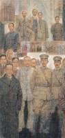 刘成春 激情百年 镜心 设色纸本 - 刘成春 - 当代中国书画(一) - 2006畅月(55期)拍卖会 -收藏网
