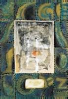 心·泪水 布面 油画 - 8781 - 名家西画 当代艺术专场 - 2008年秋季艺术品拍卖会 -收藏网