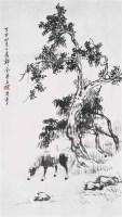 金梦石 马 立轴 水墨纸本 - 金梦石 - 中国书画(一) - 2006畅月(55期)拍卖会 -收藏网
