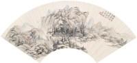 仿麓台司农山水 -  - 中国书画 - 2011年江苏景宏国际春季书画拍卖会 -收藏网