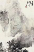 杜巽山水 -  - 现当代书画名家专场 - 2008秋季艺术品拍卖会 -收藏网