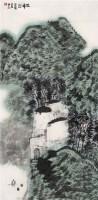 牧归图 镜心 设色纸本 - 赵卫 - 中国当代水墨 - 2006秋季拍卖会 -收藏网