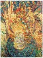 潘强 图兰朵 -  - 油画暨雕塑 - 2007年秋季艺术品拍卖会 -收藏网