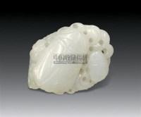 秋叶双蝉 -  - 古玩瓷杂 - 2009年春季艺术品拍卖会 -收藏网