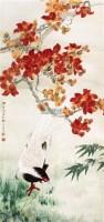 花鸟 立轴 - 4069 - 中国书画 - 2011金色时光文物艺术品专场拍卖会 -收藏网