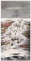 富中奇 秋颜 - 15527 - 中国名家书画 - 2007春季中国名家书画拍卖会 -收藏网