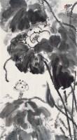 韩伟华   连年有余图 - 韩伟华 - 当代中国书画 - 2007季春第57期拍卖会 -收藏网