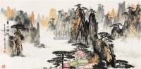 黄山佳境 软片 纸本 - 121852 - 保真作品专题 - 2011春季书画拍卖会 -收藏网