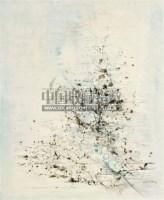构图 水彩、水墨、纸本 - 122921 - 二十世纪中国艺术 - 2011年春季拍卖会 -收藏网