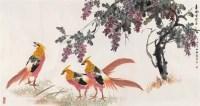刘继瑛 花鸟 镜心 设色纸本 - 刘继瑛 - 中国书画 - 2006首届艺术品拍卖会 -收藏网