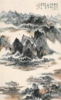 陆俨少 春到江 - 116006 - 中国书画 - 2006年中国艺术品春季拍卖会 -收藏网