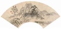 山水 - 6128 - 中国书画(一) - 2007仲夏拍卖会(NO.58) -收藏网