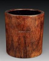 黄花梨笔筒 -  - 中国古典家具及古董珍玩 - 2011年春季艺术品拍卖会 -中国收藏网