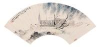 渔家乐 镜心 设色纸本 -  - 中国书画 - 第53期精品拍卖会 -收藏网