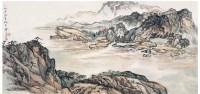 俞子才 溪山秀色 - 俞子才 - 第65届艺术品拍卖会 - 第65届艺术品拍卖会 -收藏网