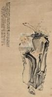 人物 立轴 纸本 - 12423 - 文物商店友情提供 - 庆二周年秋季拍卖会 -收藏网
