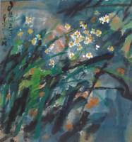 王乃壮   花卉 - 王乃壮 - 中国书画 - 2007春季中国书画精品拍卖会 -收藏网