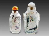 鲍若玉绘观音图、历代美女图内画鼻烟壶 -  - 艺术珍玩 - 十周年庆典拍卖会 -中国收藏网