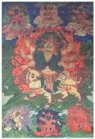 白哈尔唐卡 -  - 佛像唐卡 - 2007春季艺术品拍卖会 -收藏网