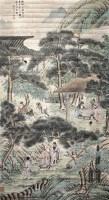 人物 轴 -  - 名家字画精品专场 - 2011秋季中国名家字画精品拍卖会 -中国收藏网