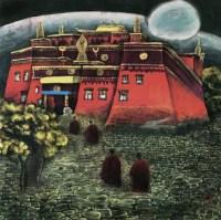 张俊根 朝圣者 -  - 综合拍卖会 - 2007迎春艺术品拍卖会 -中国收藏网