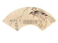 花鸟 扇面 设色纸本 - 张星阶 - 中国书画 - 2007夏季艺术精品拍卖会 -收藏网