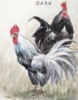 郑闻慧大吉图 -  - 中国书画 - 2008秋季艺术品拍卖会 -收藏网