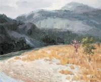 憩 布面油画 - 张祖英 - 油画 - 2007年油画拍卖会 -收藏网