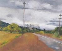 朝戈 俄国的风 布面油画 - 6063 - 中国油画 - 2006秋季艺术品拍卖会 -收藏网