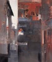 鼓浪屿 布面 油画 - 张钦若 - 油画专场 - 2006年秋季拍卖会 -收藏网