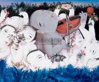 璀璨的黎明 布面油画 -  - 油画雕塑专场 - 2011春季艺术品拍卖会 -收藏网