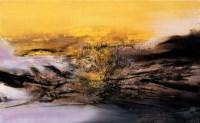 赵无极 22-2-1967 - 赵无极 - 中国当代艺术(一) - 2007春季拍卖会 -收藏网
