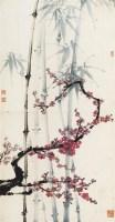 张聿光 松鹤 -  - 近现代画专场 - 2008年秋季大型艺术品拍卖会 -收藏网