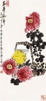 益寿延年 镜片 纸本 - 2675 - 保真作品专题 - 2011春季书画拍卖会 -收藏网