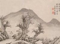 邵弥    山水 - 邵弥 - 中国书画(一) - 2007季春第57期拍卖会 -收藏网