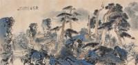山水 镜心 - 孙君良 - 中国书画 - 第67期中国书画拍卖会 -收藏网